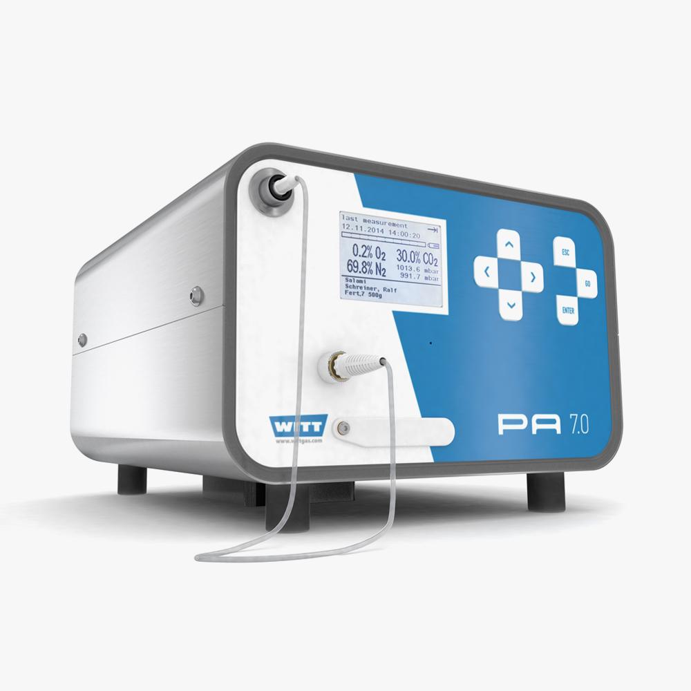 Witt Gas Analyser PA 7.0