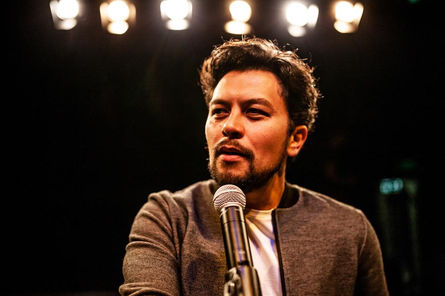 Karim Duval - mai 2018