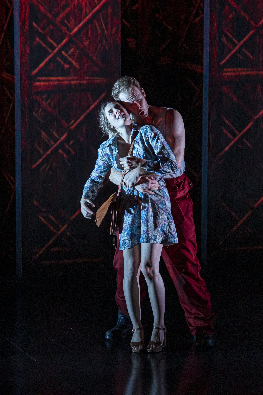 Sydney Mancasola (Bess) and Duncan Rock (Jan) in Breaking the Waves. Credit James Glossop. (1).JPG