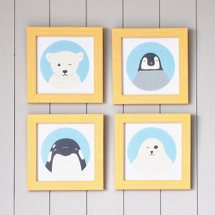 MINI-SYS.COM by S Y S illustration antarctic animals series.jpg