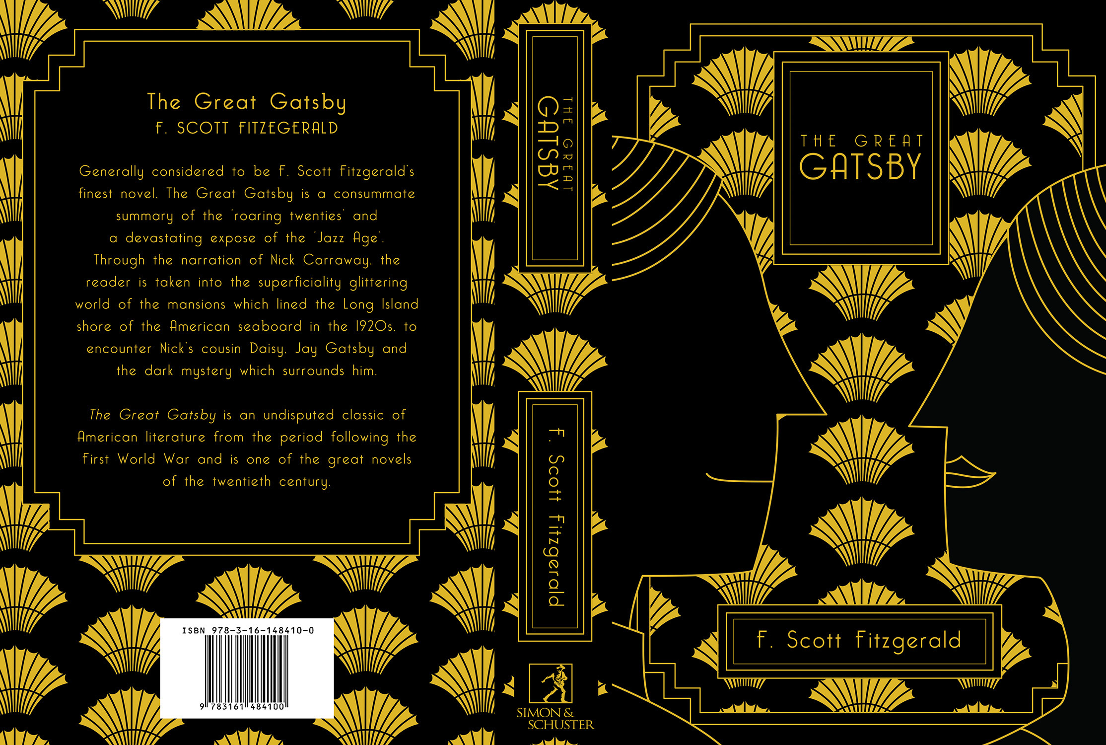 MINI-SYS.COM Shirley Susilo the great gatsby book cover jacket illustration.jpg