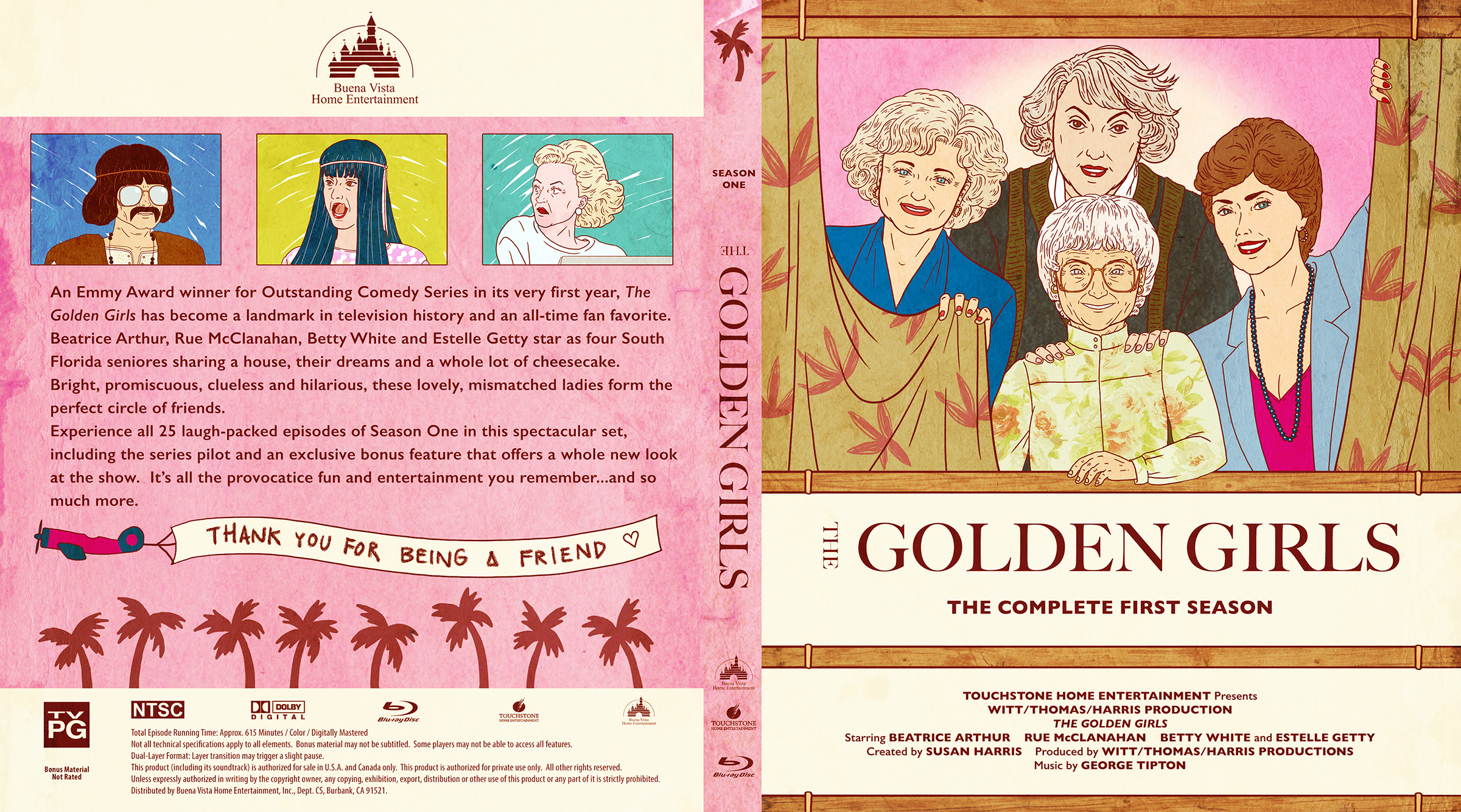 MINI-SYS.COM Shirley Susilo golden girls 1 bluray packaging disc label design file.jpg