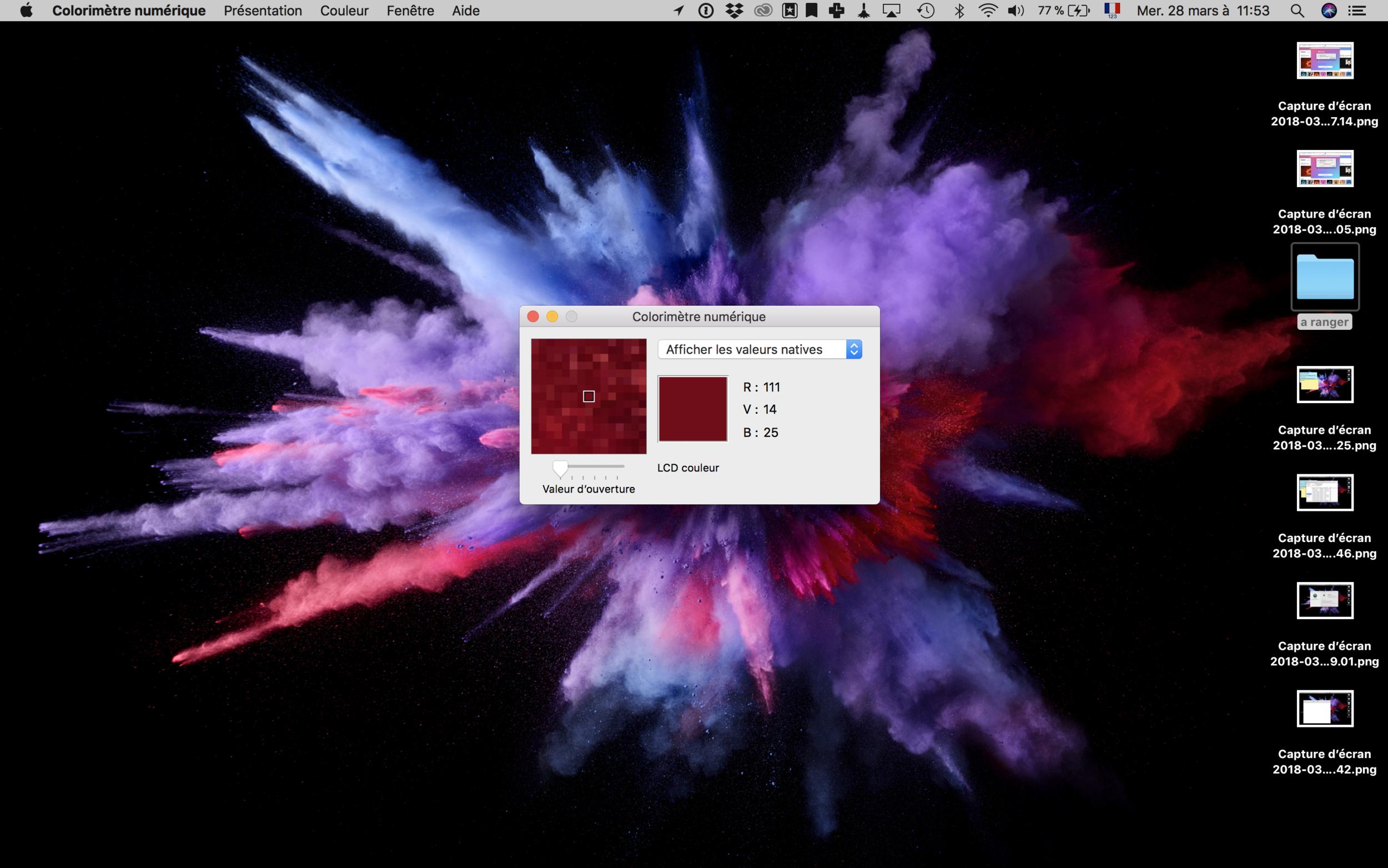 colorimètre_numérique_app_mac_apple