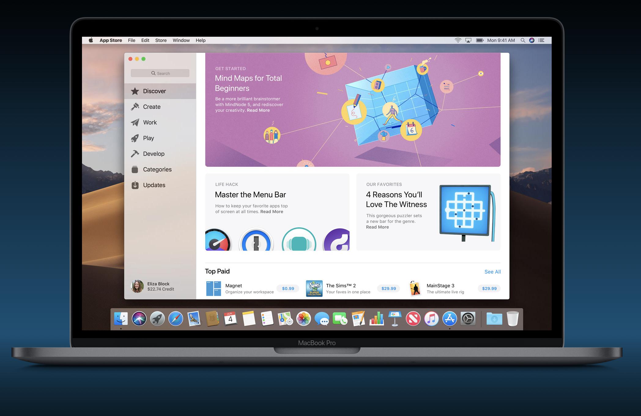 New-Mac-appstore-MacOS-Mojave-Apple-2018