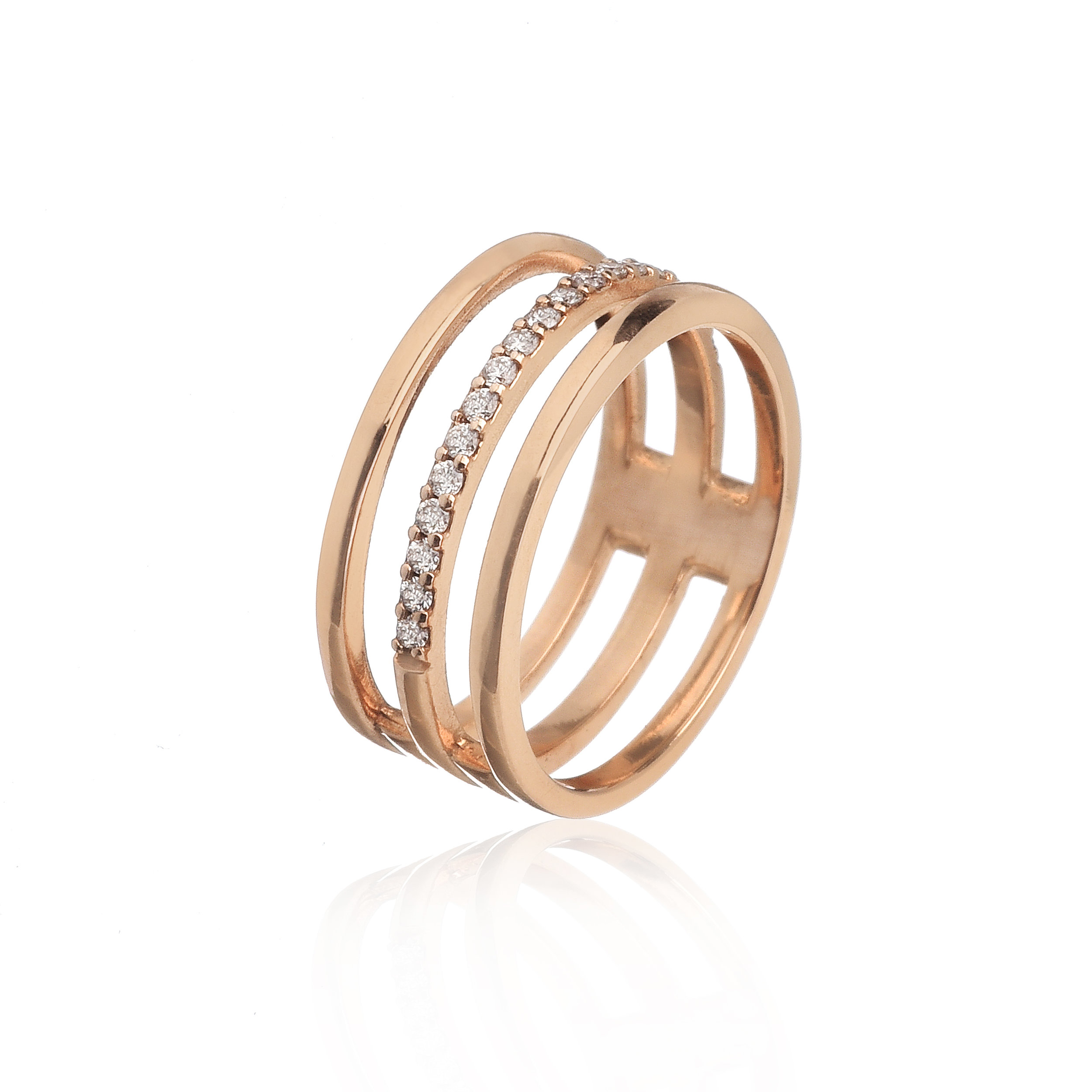 FALANGE RING - BY CONTEMPORARY JEWELS