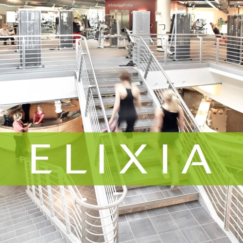 Elixia Gym ~ Wilmersdorf, Berlin