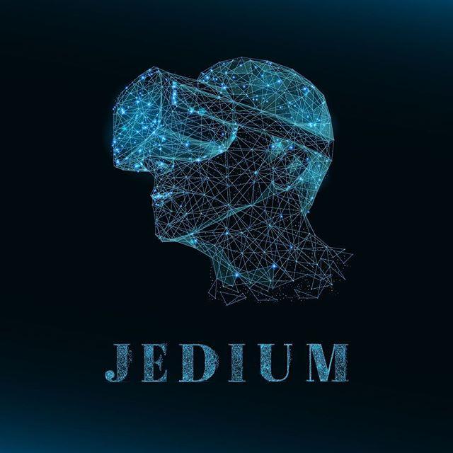 Our new look 🙂 #Jedium #VirtualReality #Tech