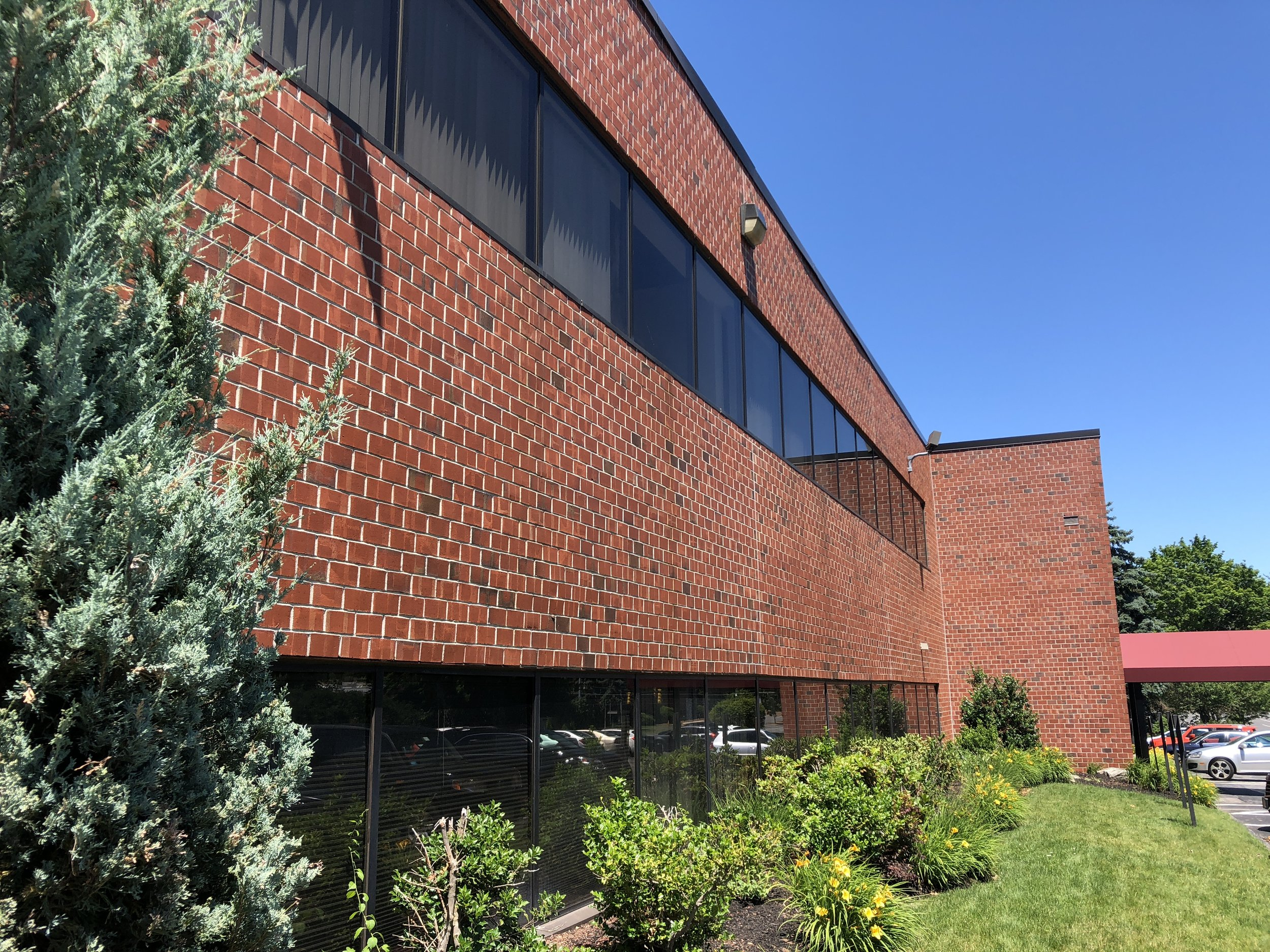 It was a perfect day at 321 Billerica Road, Chelmsford, at our Chelmsford OfficeLink location!