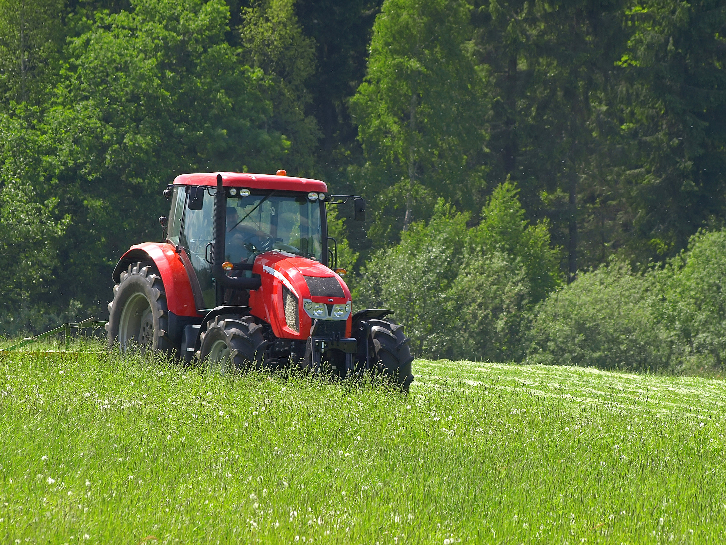 Vegetation Maintenance with Mowing - Service include mowing of Solar Farms, weed control and grounds maintenance of fence line, inverter pads and entrance areas.