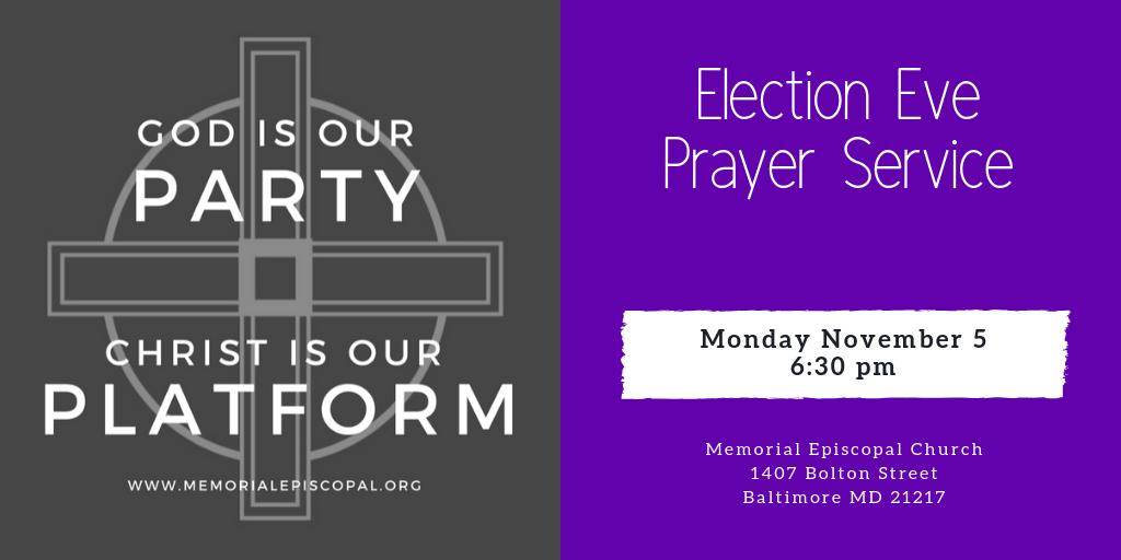 Election Eve Prayer Service.PNG