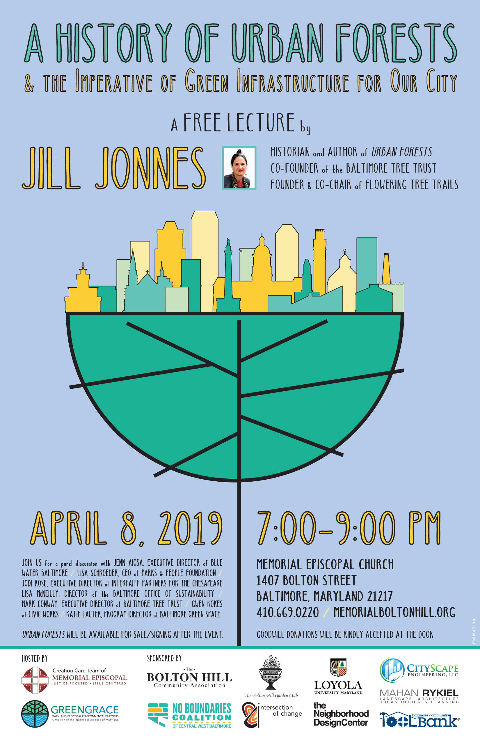 JJ Urban Tree Lecture poster full social media 3.19.jpg