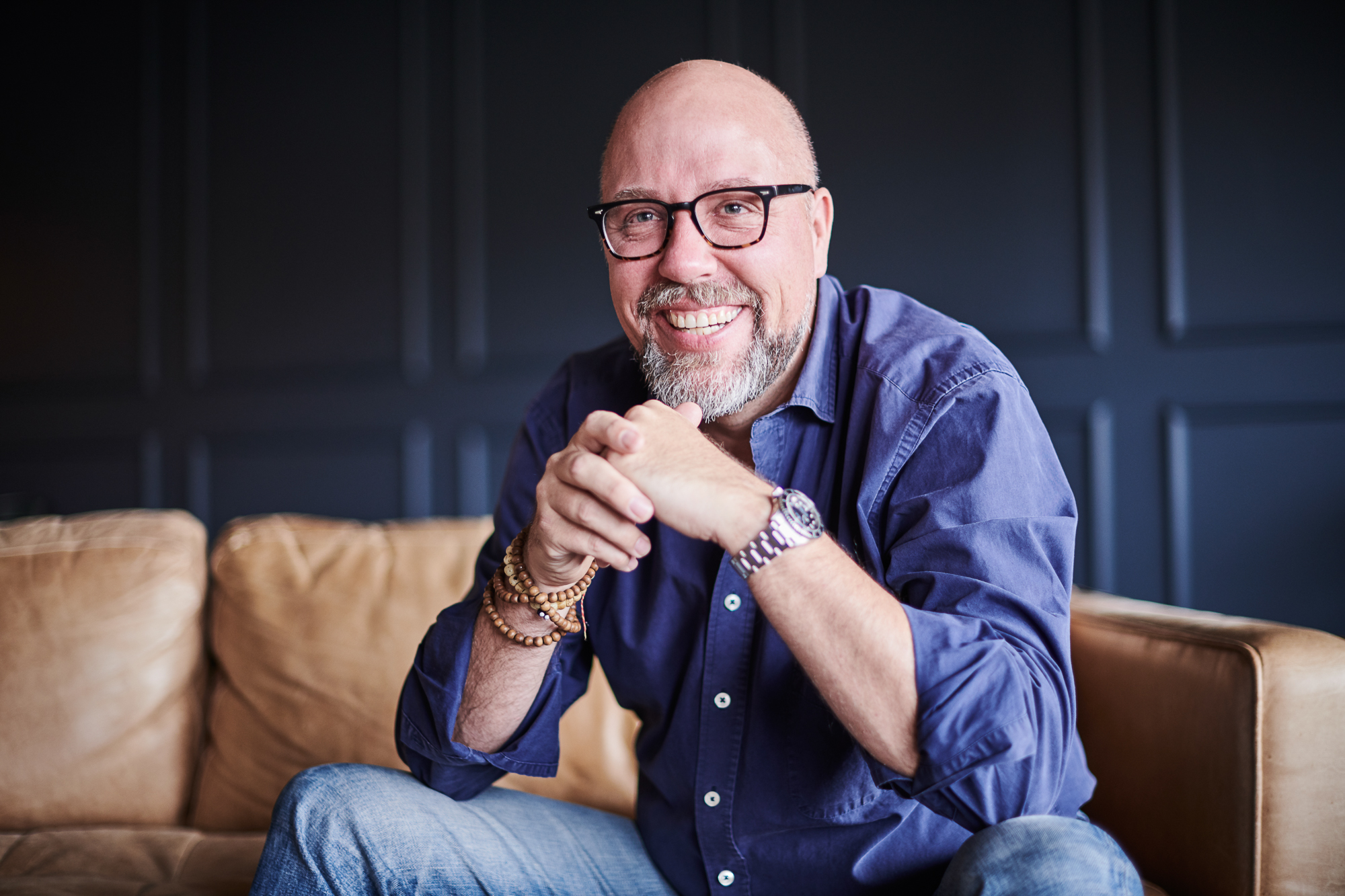 Episode 2: David Duchemin: Being more Alive in the world through photography - World & humanitarian photographer, author, adventurer, and entrepreneur