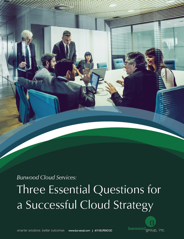 Inform your cloud strategy by asking critical questions upfront. -