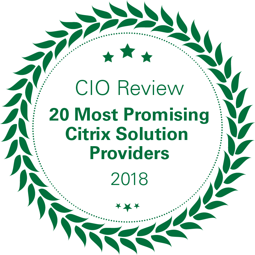 CIO Review Citrix Provider 2018.png