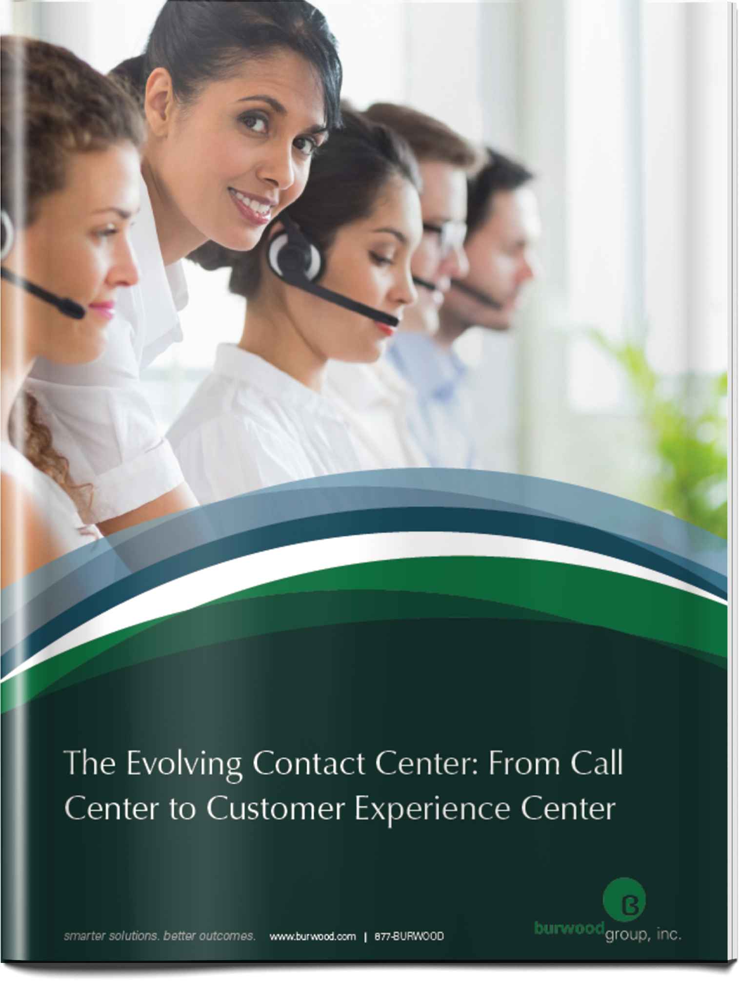 "The Evolving Contact Center: From CallCenter to Customer Experience Center - Burwood's contact center experts outline a series of ""maturity stages"" based on the capabilities of the contact center to help guide your technology roadmap.Read The Whitepaper"