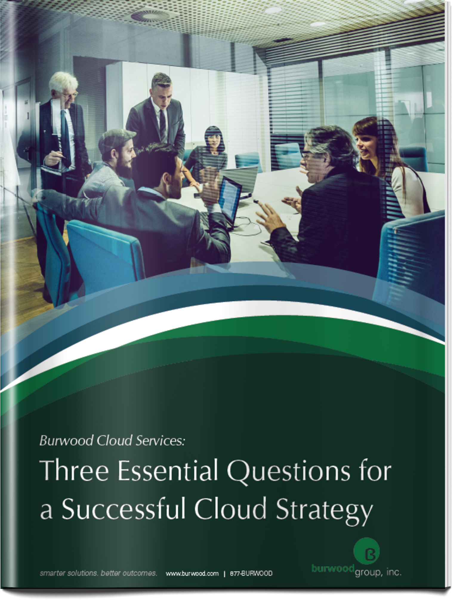 Three Essential Questions for a Successful Cloud Strategy - In this paper, we explore important considerations to guide your cloud strategy development.Read The Guide