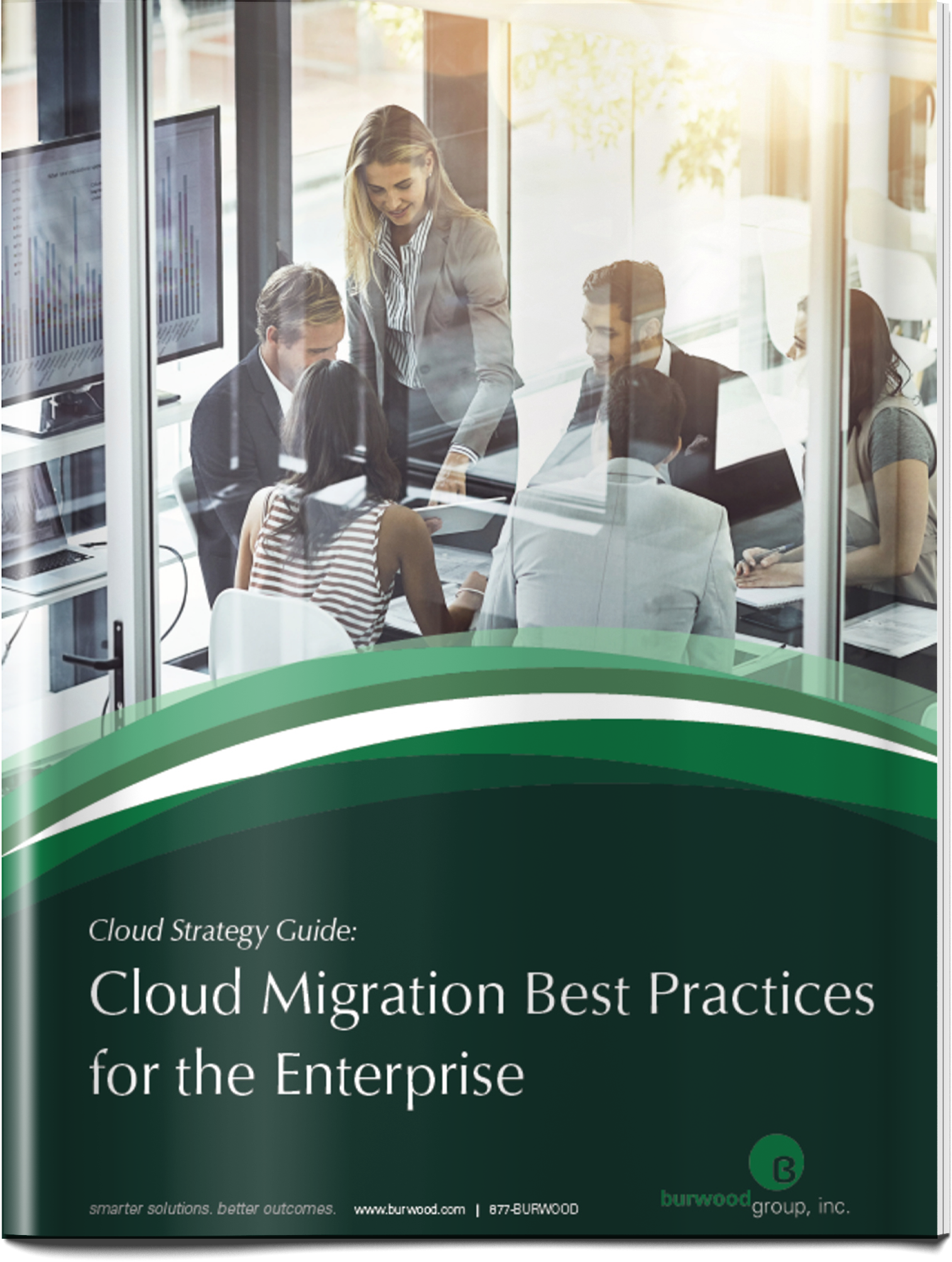 Cloud Migration Best Practices for the Enterprise - While all cloud migrations have their own unique set of drivers and requirements, there are common steps to success that Burwood Group has experienced helping our clients migrate to the cloud.Download The Whitepaper