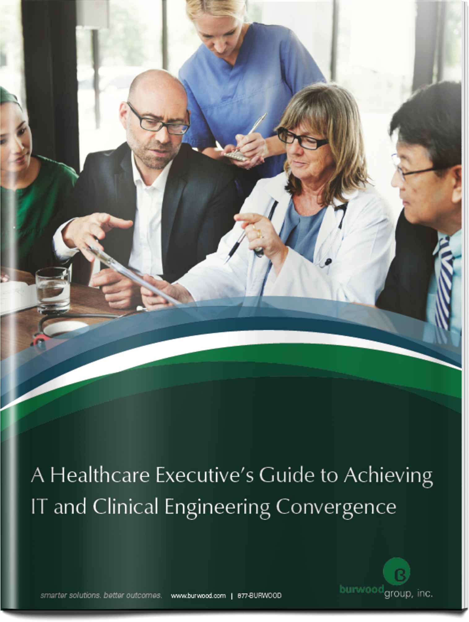 A Healthcare Executive's Guide to Achieving IT and Clinical Engineering Convergence - Our guide uncovers how IT and CE convergence can accelerate a health system's ability to implement life-saving patient care solutions.Download The Guide