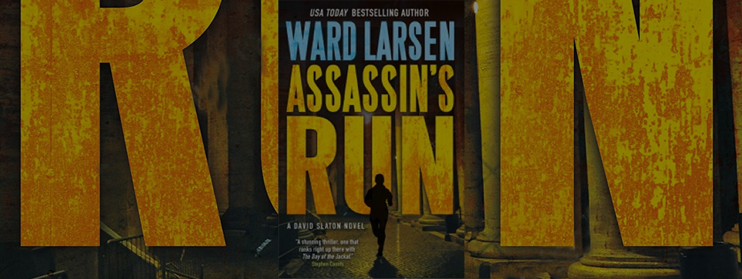 """""""Heart-in-your-throat suspense. A hero on the brink, and nonstop action.""""  - Steve Berry   buy it now!"""