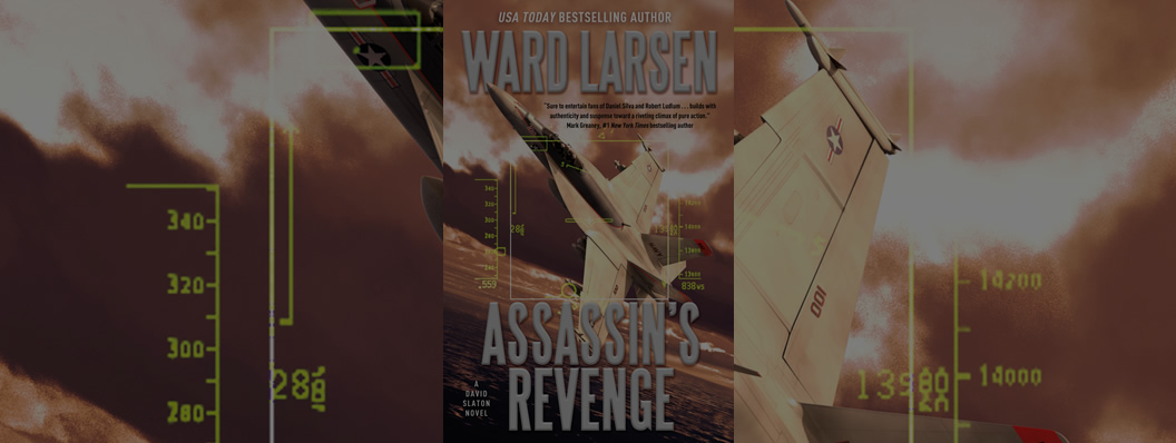 """""""Sure to entertain fans of Daniel Silva and Robert Ludlum...builds with authenticity and suspense towards a riveting climax of pure action.""""   - Mark Greaney, NEW YORK TIMES #1 BESTSELLING AUTHOR   Order it now!"""