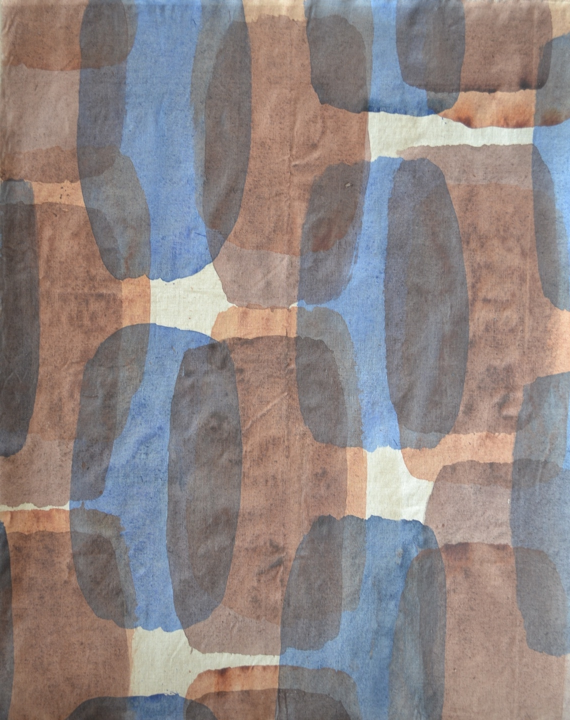 S,. Sutro, Time and Timelessness #3, Acrylic on Linen Canvas, 42x34,  2010.jpg