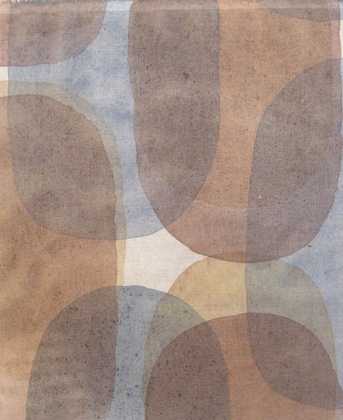 S. Sutro Time and Timelessness #14, 21x17, Acrylic on Linen 2010.jpg