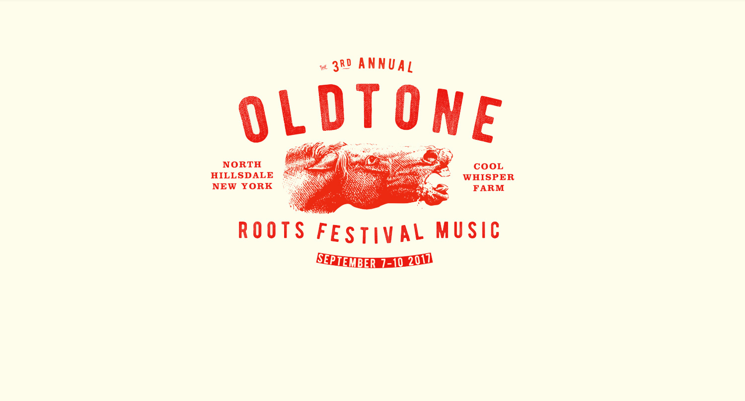 The Oldtone Roots Music Festival | Logo & Apparel Design