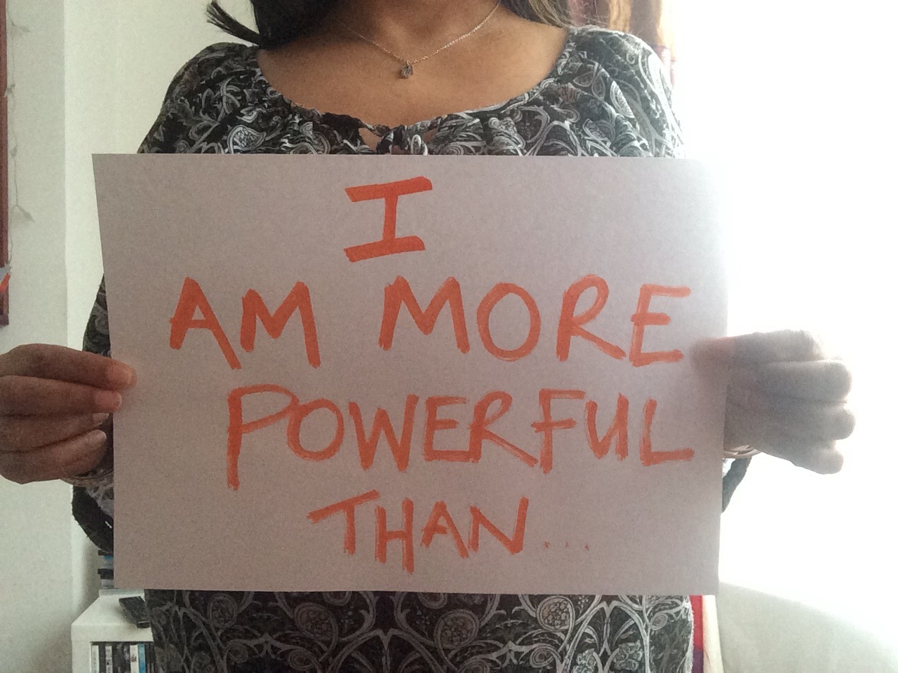 I am more powerful than