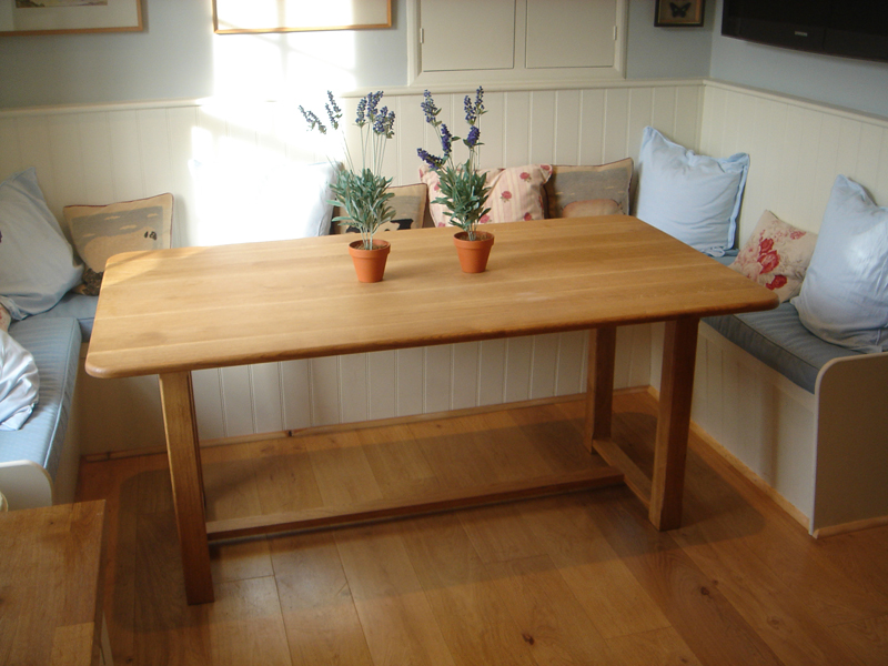 Oak Kitchen Table