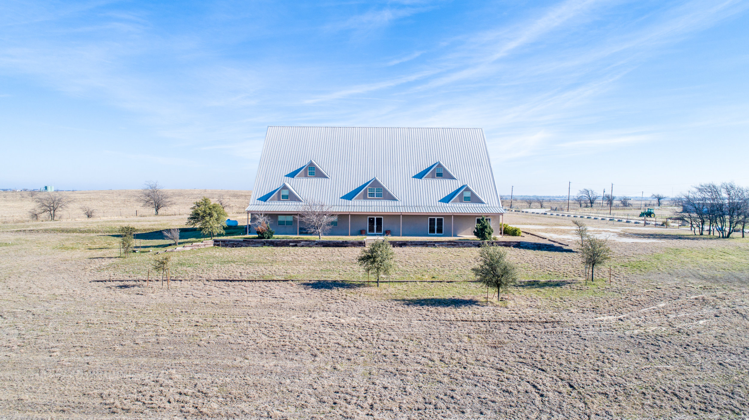 2502 County Road 4421$1,200,000 - MAKE THIS YOUR WORLD WIDE HQ, READY FOR IMMEDIATE OCCUPANCY! This 3 story, 16,000+ sq. ft. building situated on 8.229 acres (room to expand) fronting US-287, is just 5 miles North of the US-287, TX 114 junction (the pathway to the West) coming out of the Metroplex. Phase I ESA completed in December 2018 with no issues and the entire building has just been completed with a rigorous maintenance workup. Floors 1 & 2 offer ample office, meeting, production, storage & distribution options. Third floor is set up for you to finish out. Don't miss out on this unique opportunity. For those who see to the future!John Costas (817) 291-7249