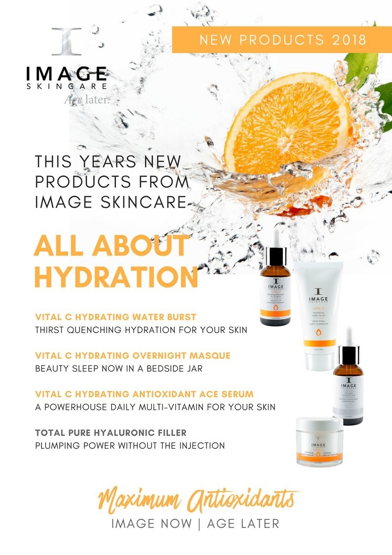 Image Skincare New Products 2018