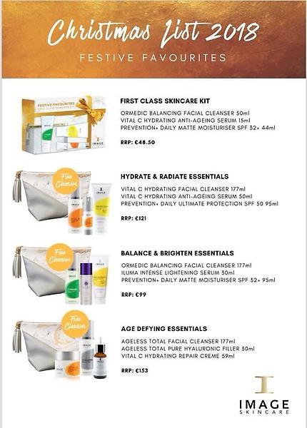 Image Skincare Gift Sets