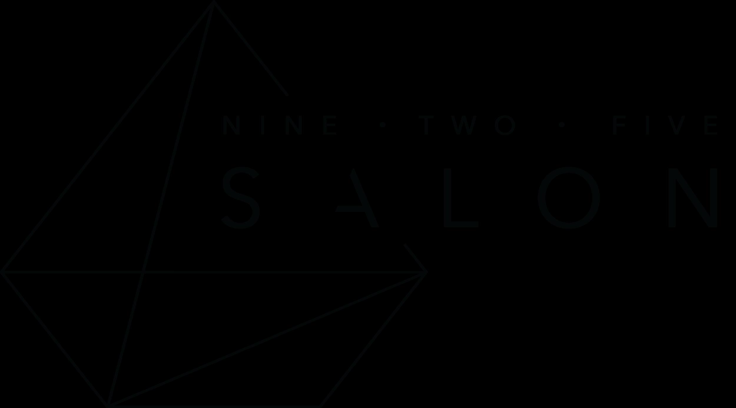 Nine Two Five Salon Logo.png