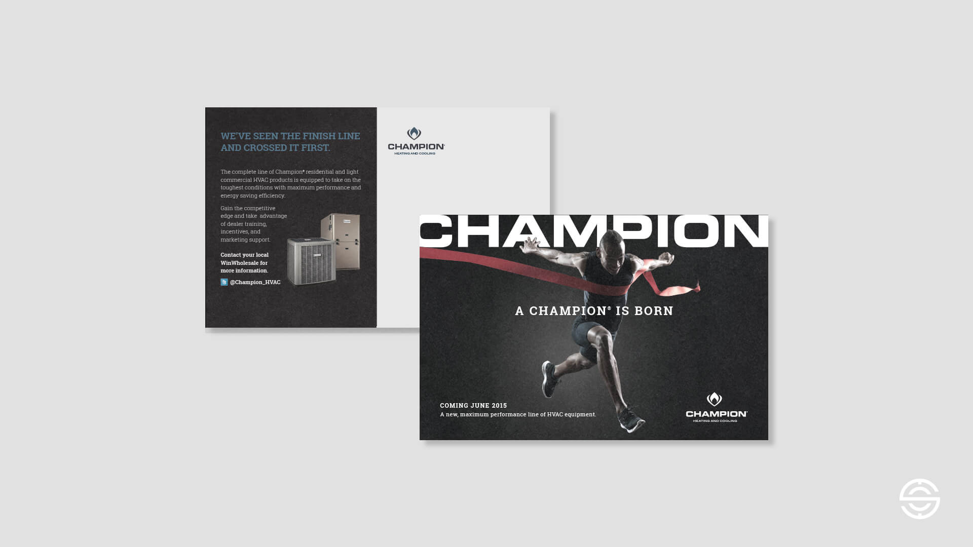 Brand Launch Direct Mail