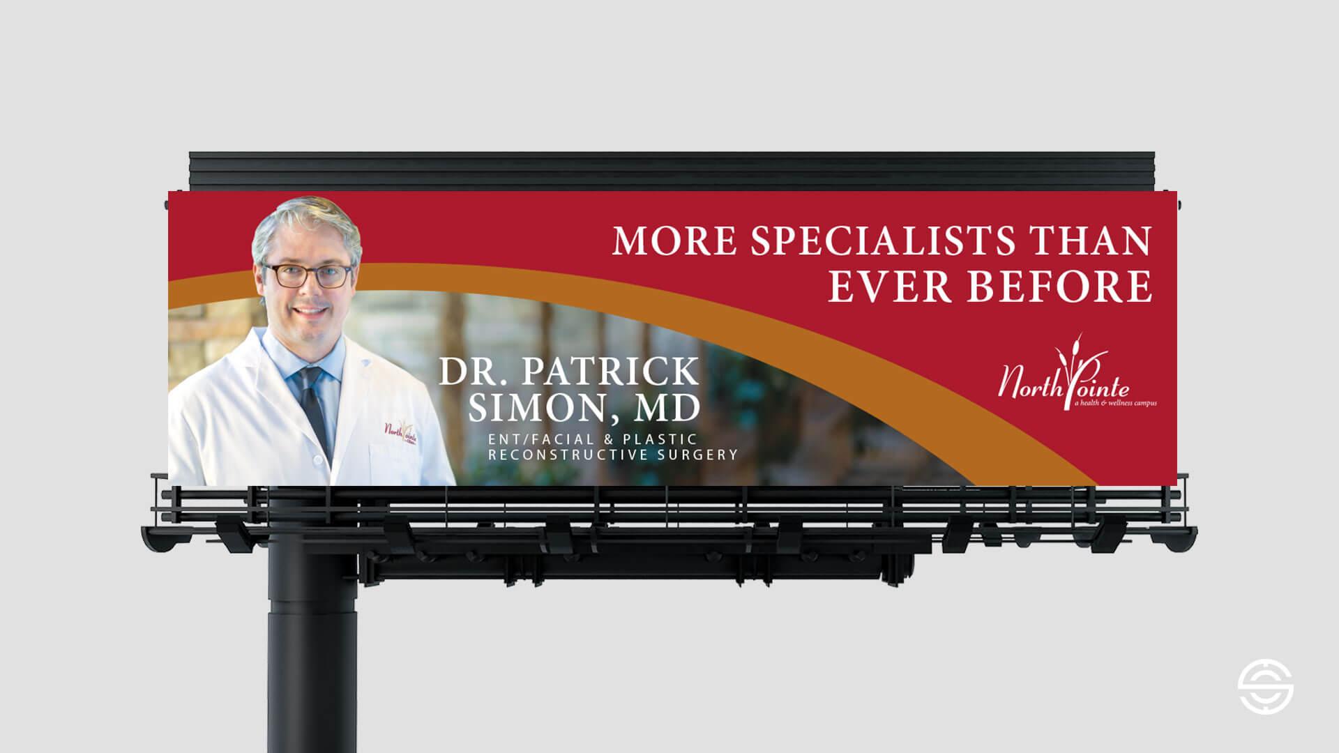 Dr. Patrick Simon Billboard