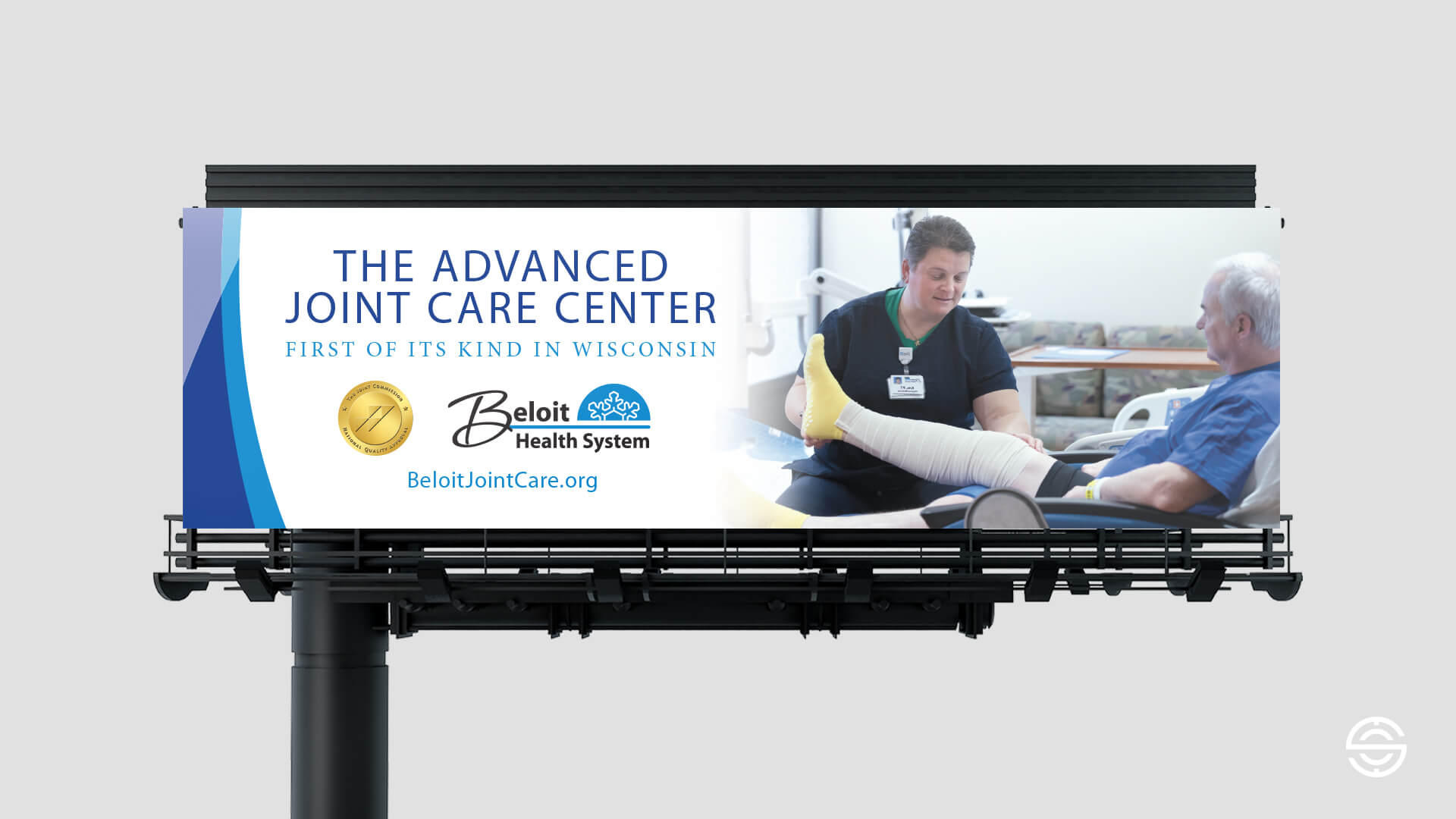 Advanced Joint Care Billboard