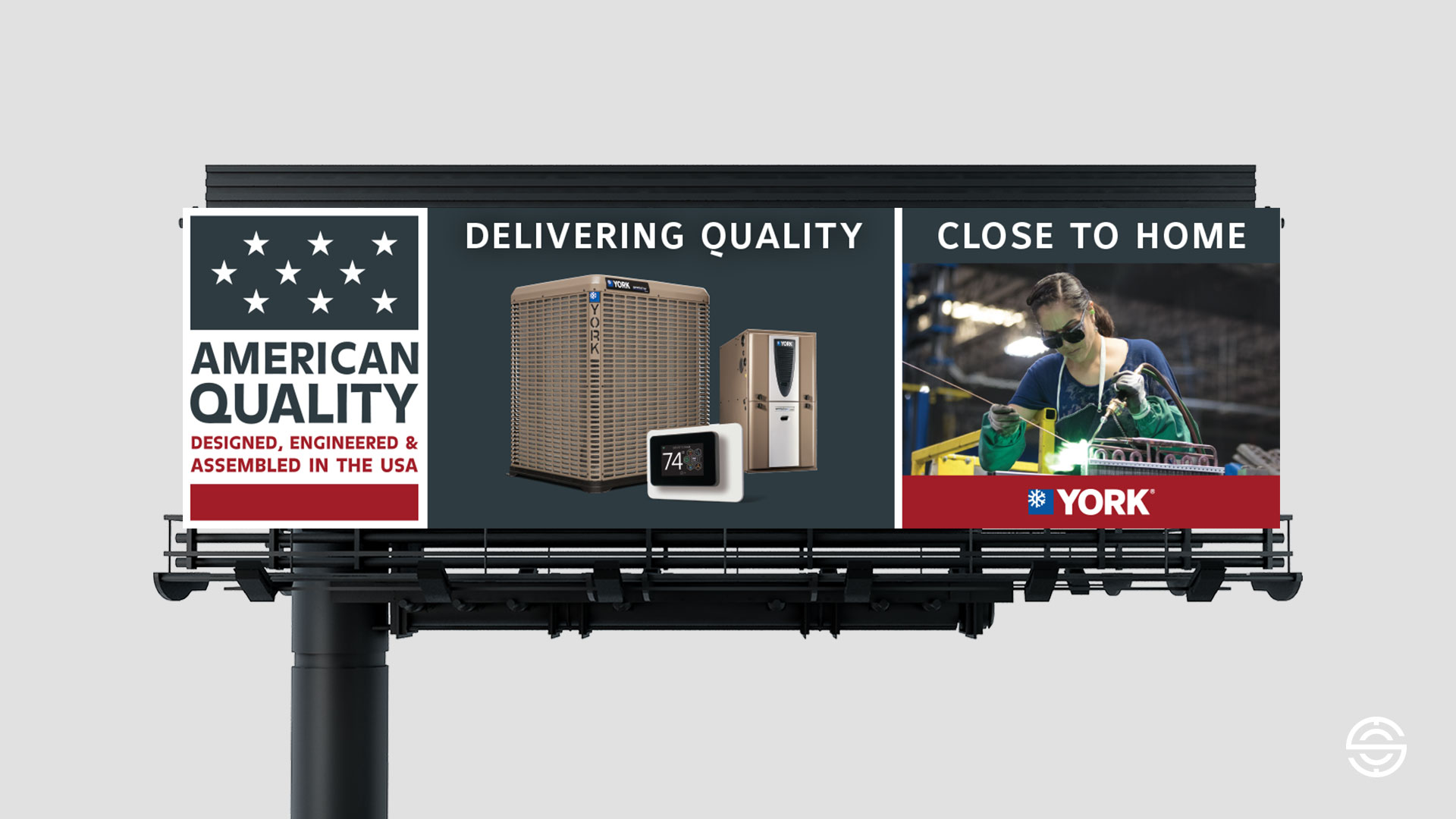 American Quality Billboard