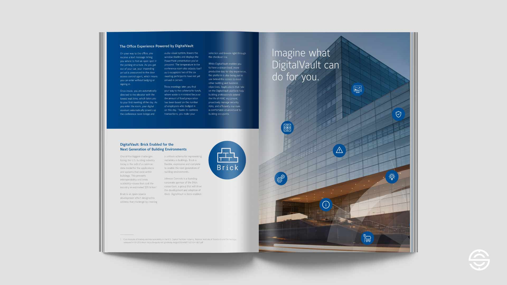 Digital Vault Brochure