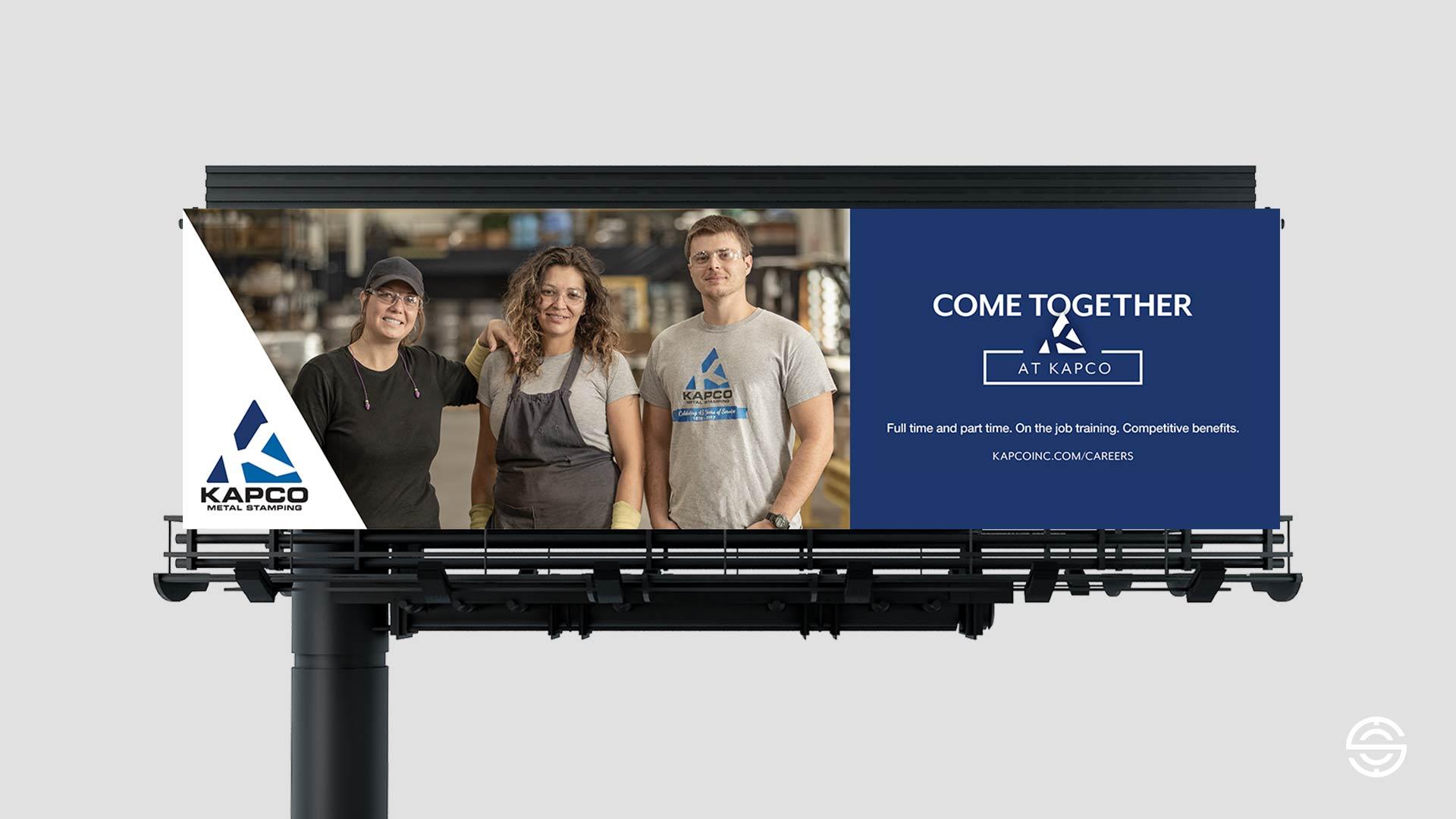 Recruitment Billboard