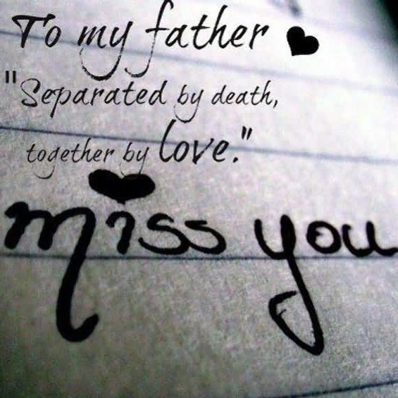 For Dad ��#fathersday . . 'Your guiding hand will remain on my shoulder forever'