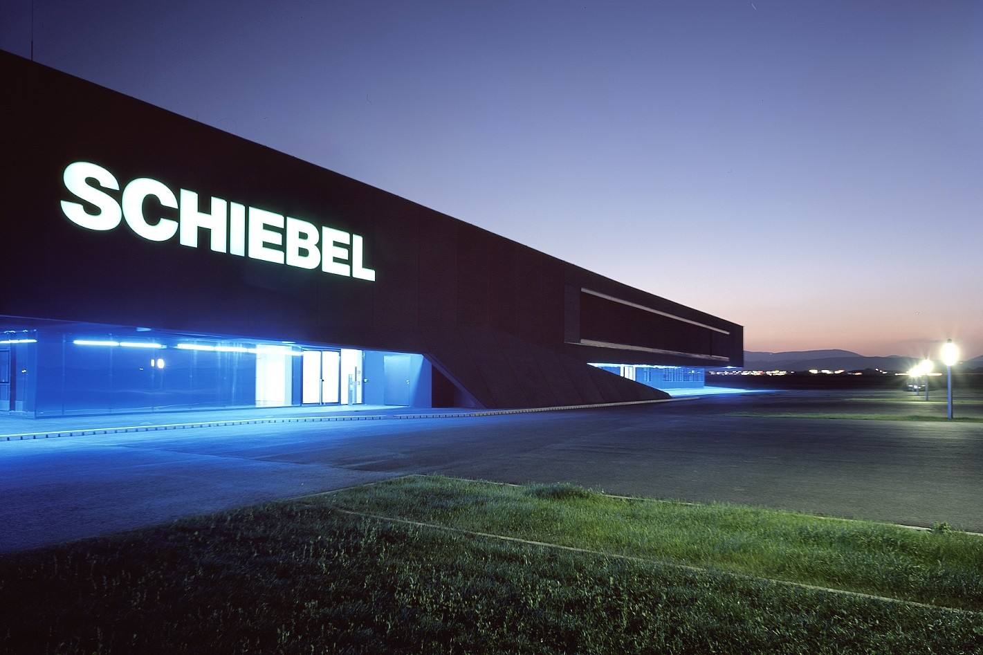 Production Facility Schiebel -
