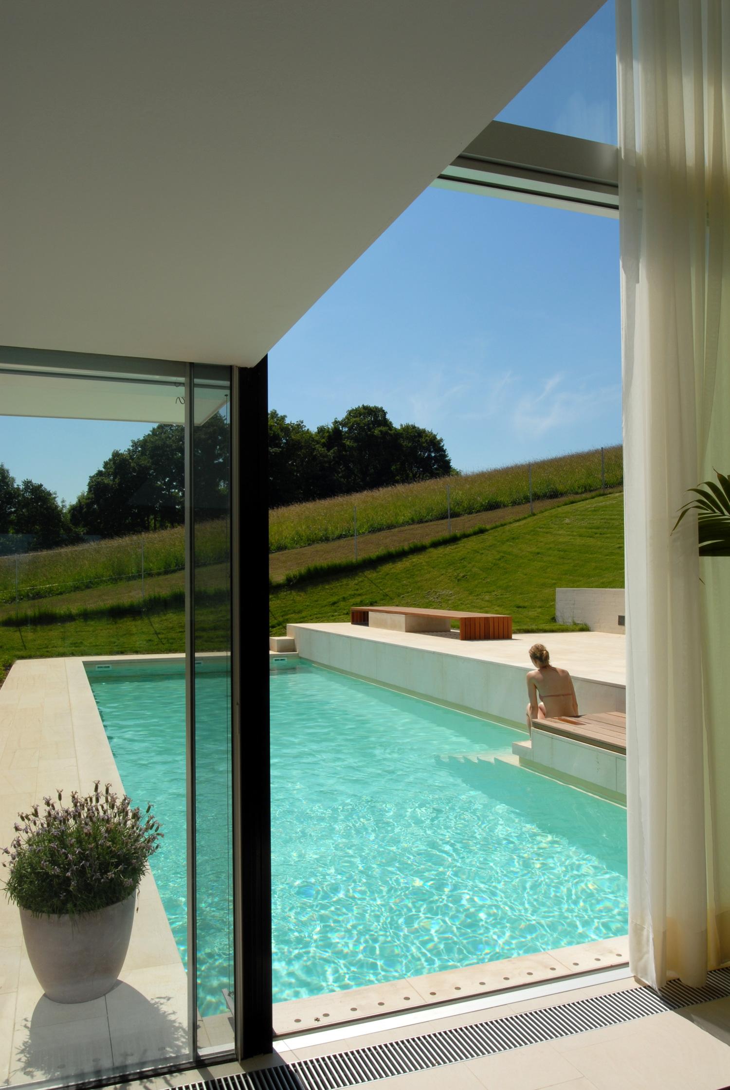 A01 architects - Residence Klosterneuburg_(c) Nadine Blanchard__web05