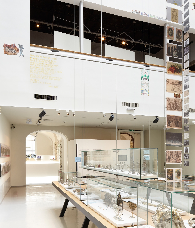 A01 architects - Jewish Museum Vienna_(c)Philipp Kreidl__web05