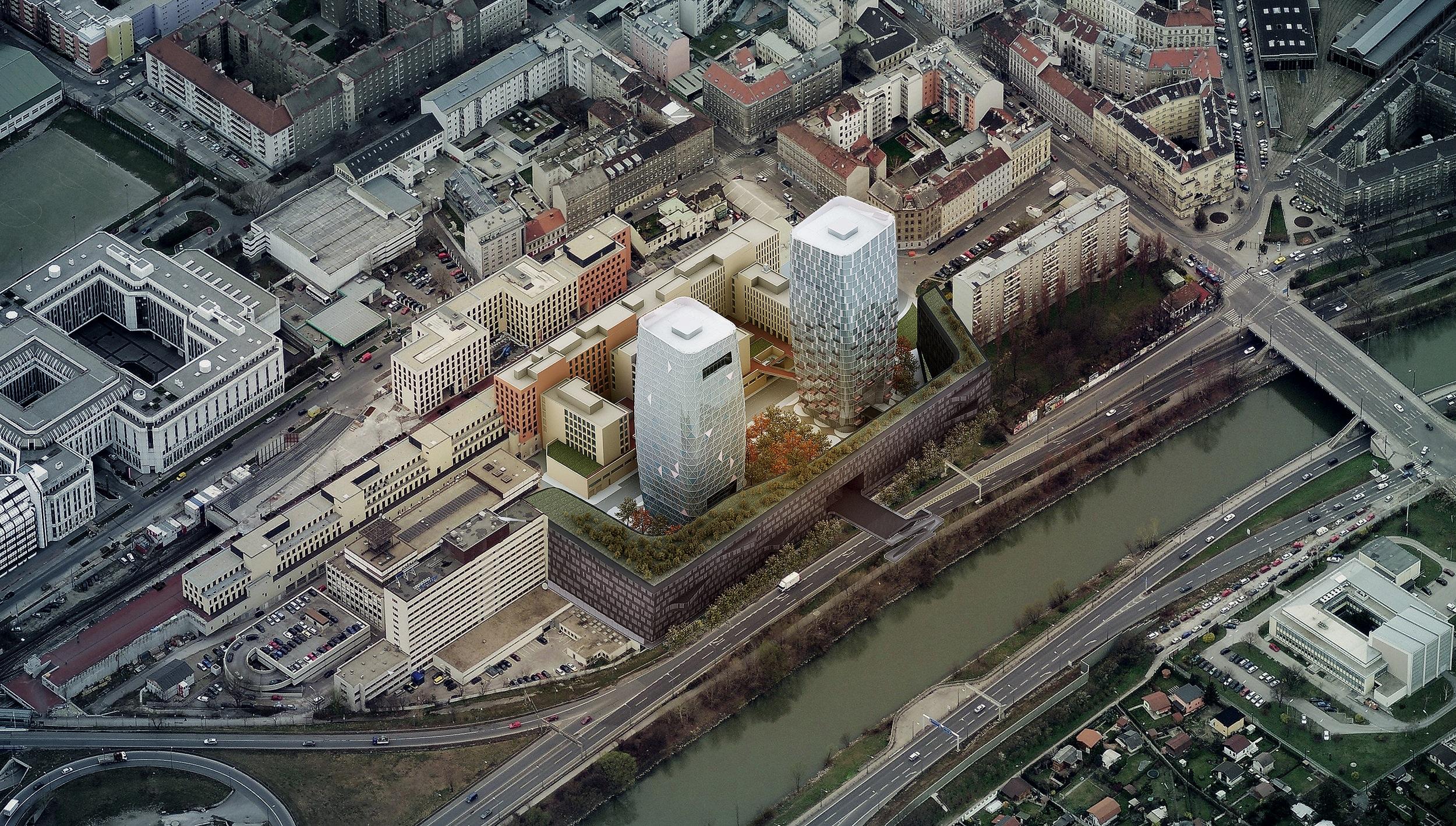 Urban Design Schnirchgasse -