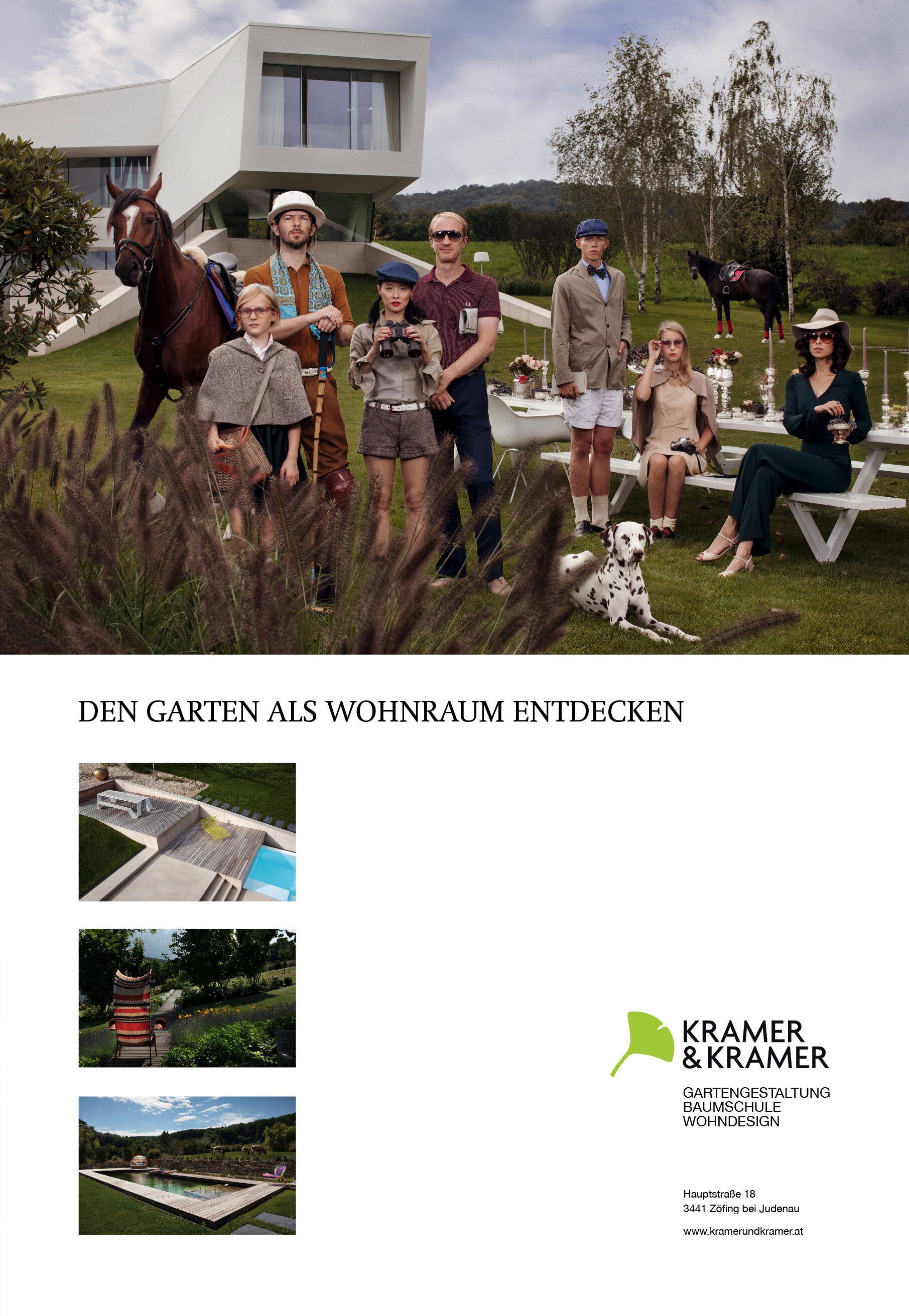 Playground – inside and outside - Feature in 100 österreichische Häuser
