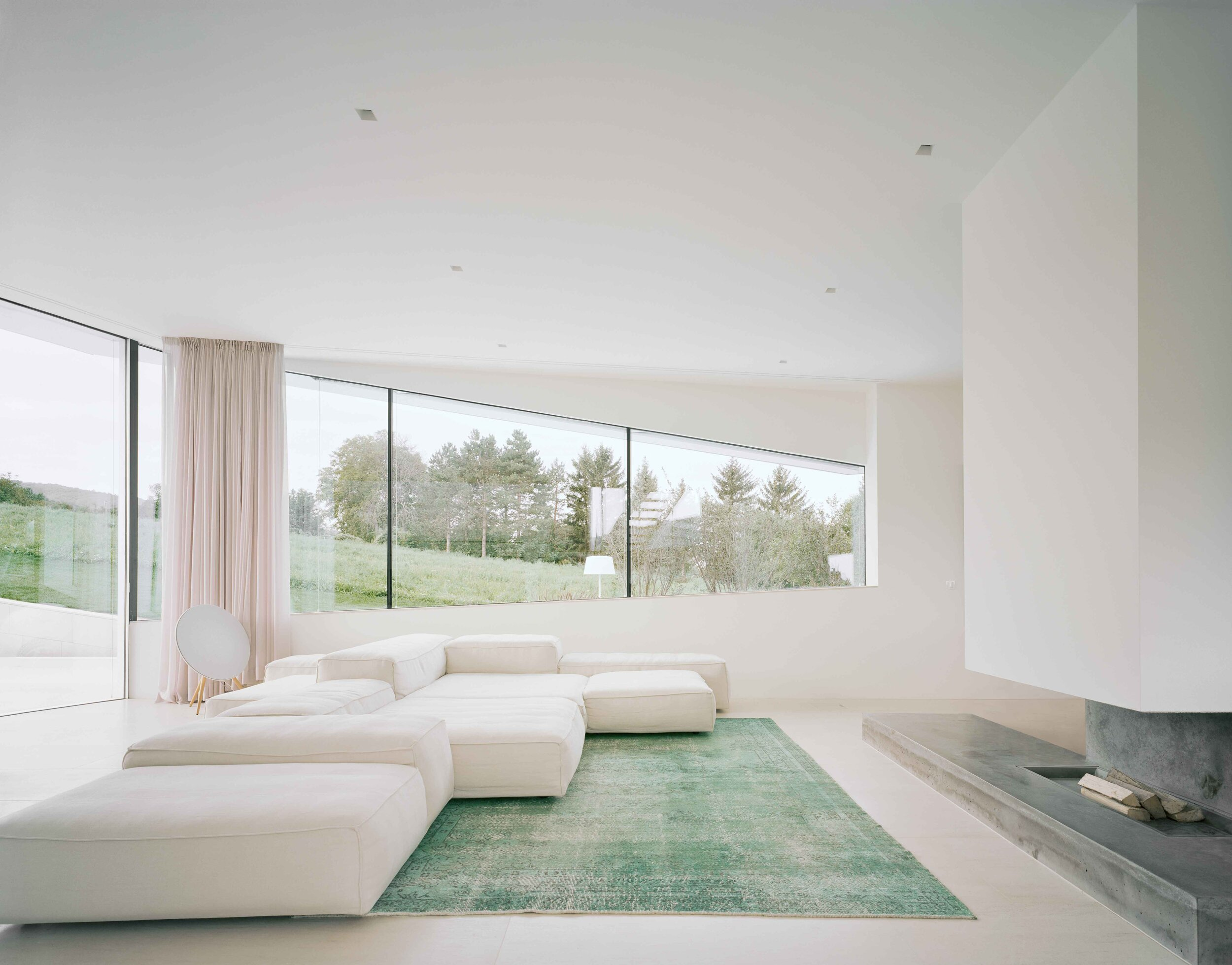 Living space and nature melted together - Interview with Andreas Schmitzer about Residence Freundorf