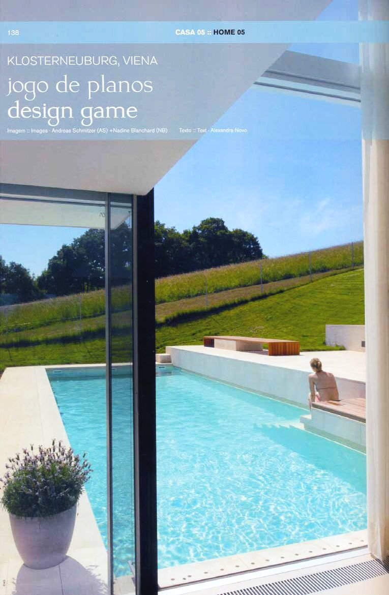 Design in continuous dialogue with the outside - Feature in print magazine Attitude