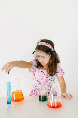 Annie the brave pink science dress web.jpg