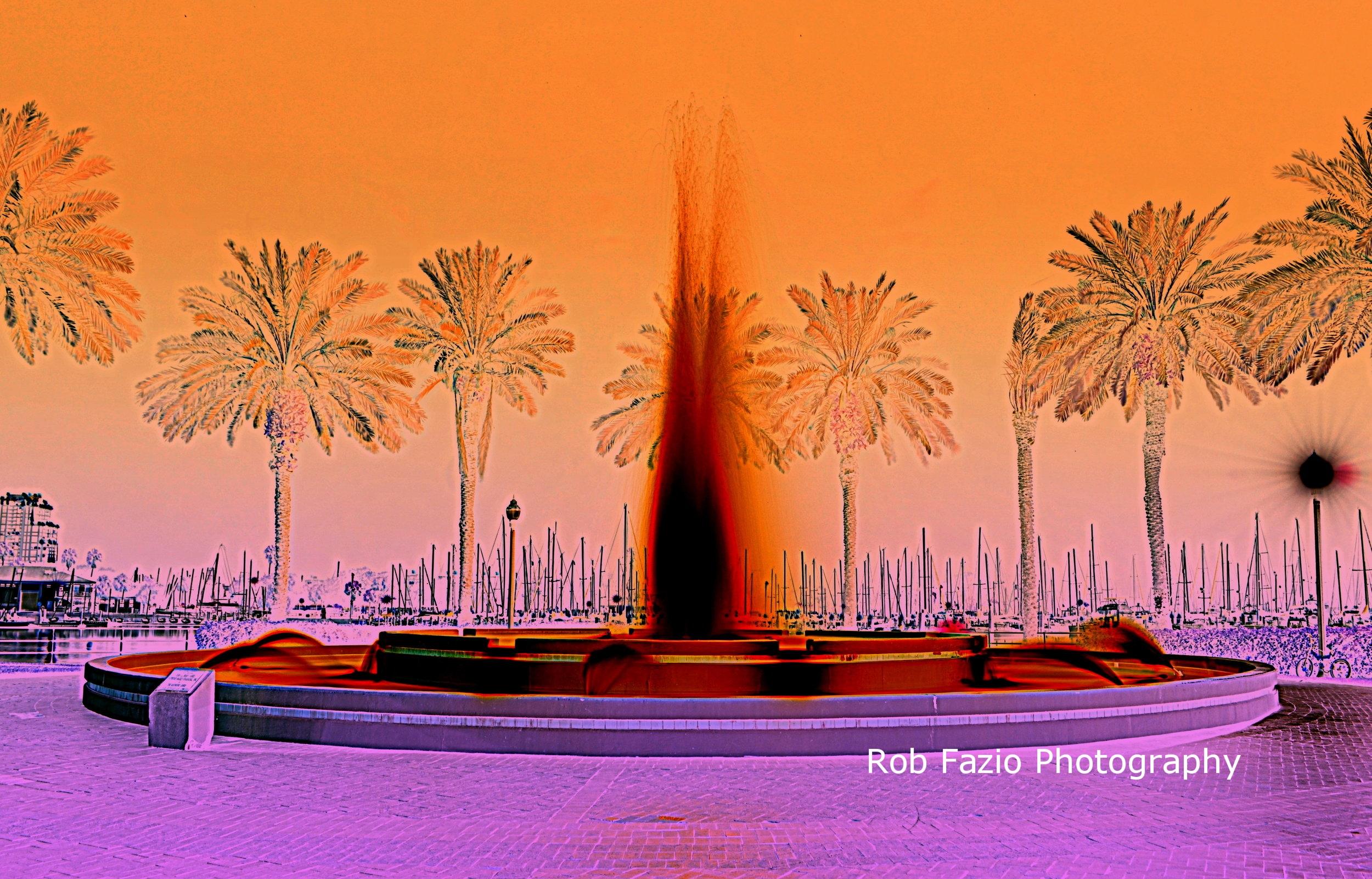 Mahaffey Fountain