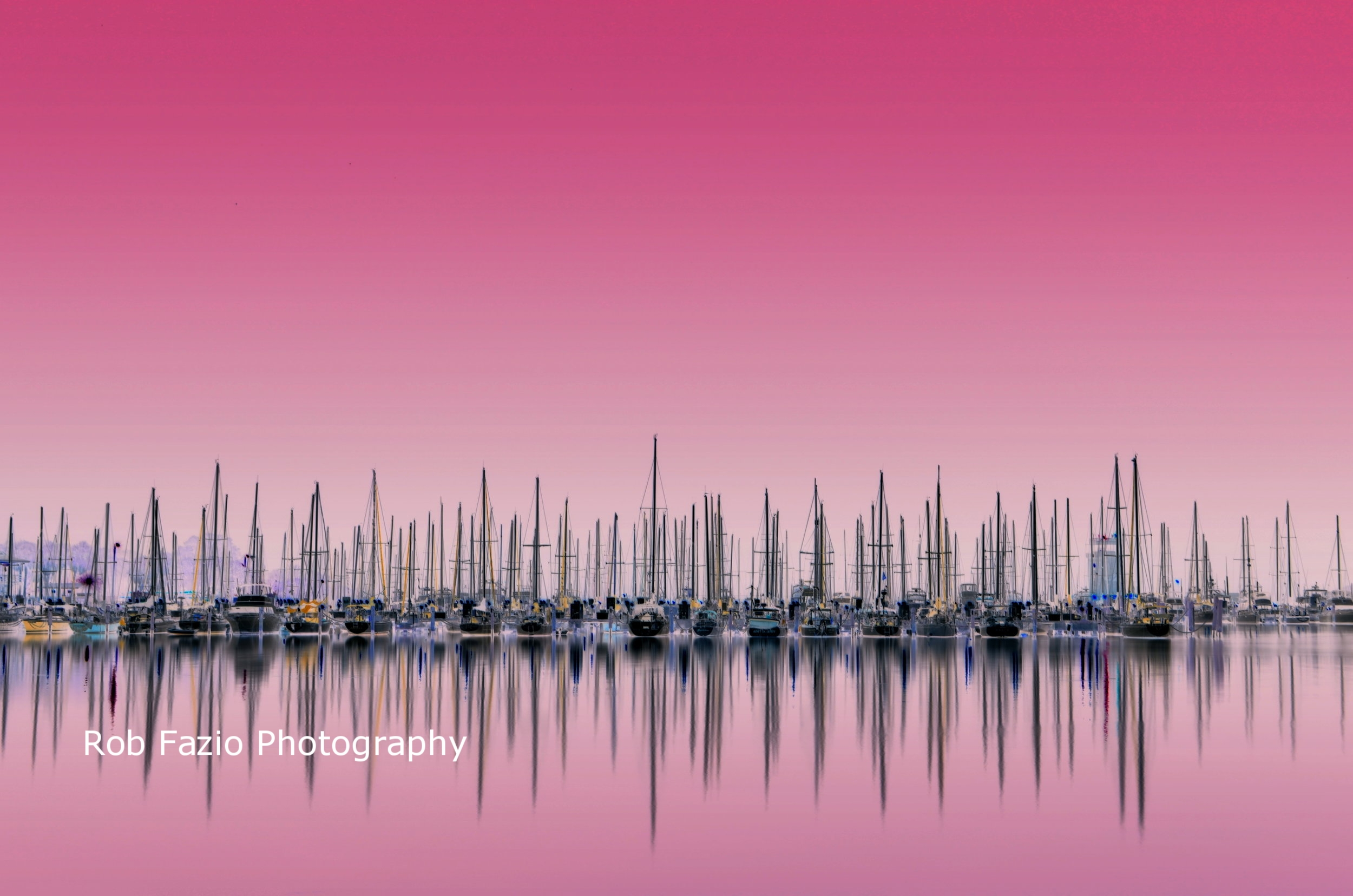 Marina in Pink